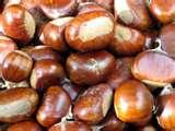 propiedades nutritivas de las castañas