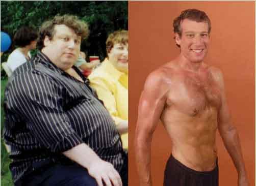 Jon Gabriel. Antes y después