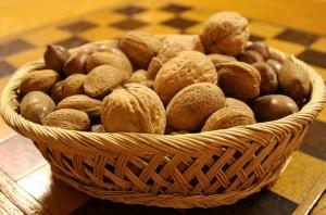 beneficios en las nueces