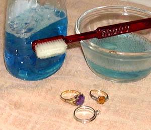 Consejos para limpiar la plata