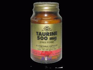 Para qué sirve la Taurina