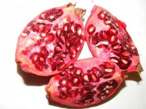 granada la gran fruta antioxidante
